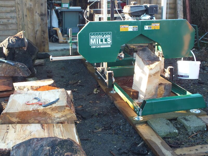 Our-sawmill