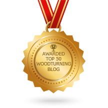 Woodturning blog